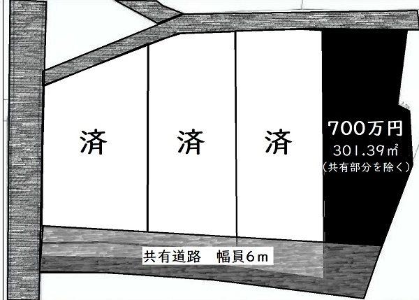 深谷市原郷 700万円~