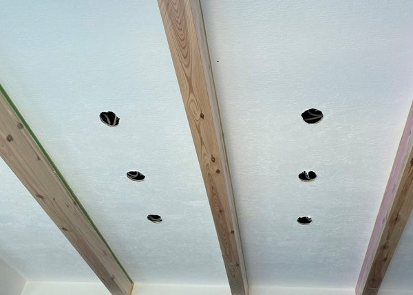 【11月見学会開催】施工現場レポート『室内しっくいと外壁しっくい』