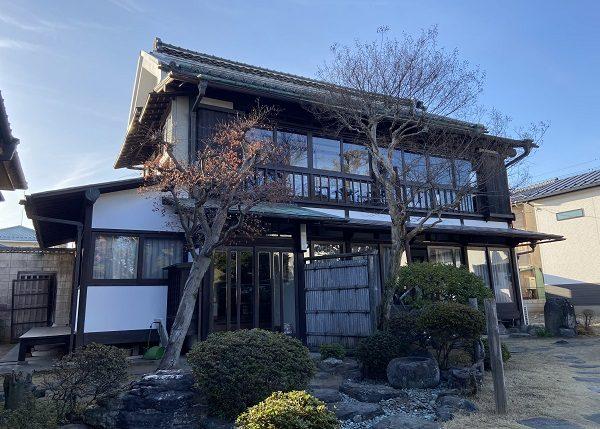 【渋沢家東の家・改修工事】「大渋沢の家」公開!